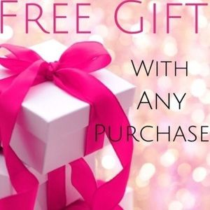 Free Gift With Any Purchase!!! 🎁